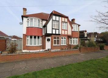 Thumbnail 3 bed semi-detached house to rent in Moresby Avenue, Berrylands, Surbiton