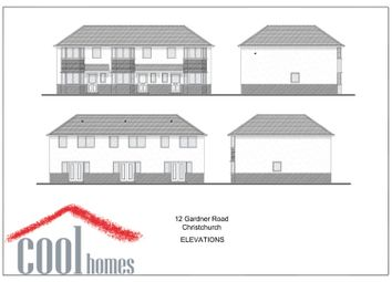 Thumbnail 3 bed terraced house for sale in Gardner Road, Christchurch