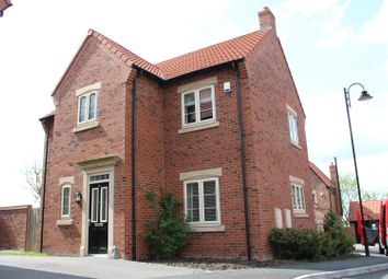 Thumbnail 4 bed detached house for sale in Baker Avenue, Gringley-On-The-Hill, Doncaster