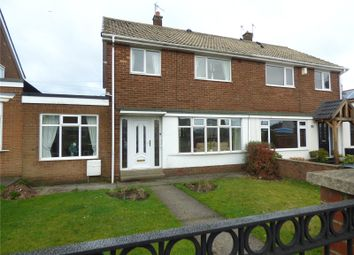Thumbnail 4 bed semi-detached house for sale in Moorhouse Gardens, Pearsons Estate, Hetton Le Hole