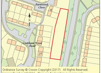 Thumbnail Land for sale in Barnwood Close, Rochester