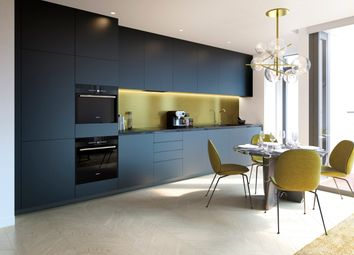 Thumbnail 1 bed flat for sale in The Waterman, Greenwich Peninsula, London SE10, London,