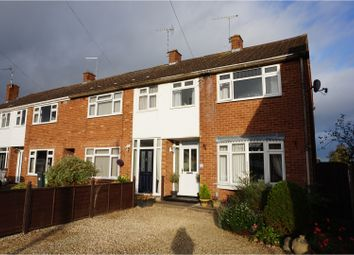 Thumbnail 3 bed end terrace house for sale in Home Farm Crescent, Leamington Spa