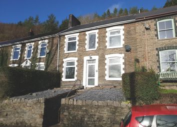 Thumbnail 3 bed terraced house for sale in Glynneath Road, Resolven, Neath