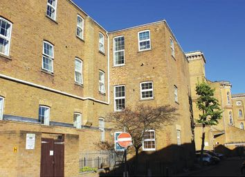 Thumbnail 4 bed flat for sale in 10 The Courtyard, Haydon Way, Battersea