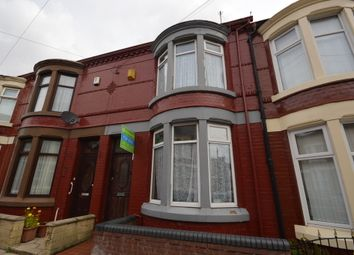 Thumbnail 2 bedroom terraced house for sale in Wellbrow Road, Liverpool