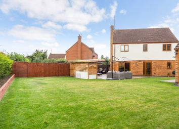 Thumbnail 4 bed detached house for sale in The Kippings, Thurlby, Bourne, Lincolnshire