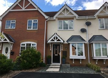 Thumbnail 2 bed town house for sale in Kingswood Avenue, Belper, Derbyshire
