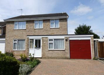 Thumbnail 4 bed detached house for sale in Mowlands, Capel St. Mary, Ipswich