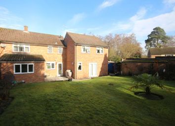 Thumbnail 4 bed detached house for sale in Bullbrook Drive, Bracknell