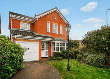 Thumbnail 4 bed detached house for sale in Foxglove Crescent, Purdis Farm, Ipswich