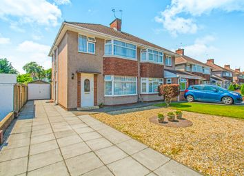 Thumbnail 3 bedroom semi-detached house for sale in Court Road, Whitchurch, Cardiff