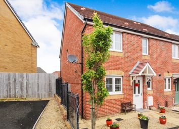 Thumbnail 3 bed semi-detached house for sale in Cherry Crescent, Penllergaer, Swansea