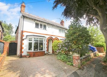 Thumbnail 3 bed semi-detached house for sale in Bridgefield Avenue, Wilmslow, Cheshire, .