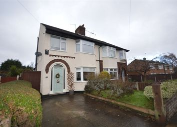 Thumbnail 3 bed semi-detached house for sale in Kendal Close, Bebington, Wirral