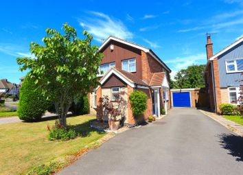 Thumbnail 3 bed detached house for sale in Boyers Walk, Leicester Forest East, Leicester