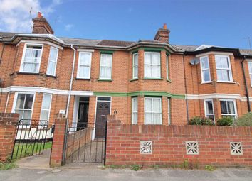 Thumbnail 3 bed terraced house for sale in Rosehill Road, Ipswich