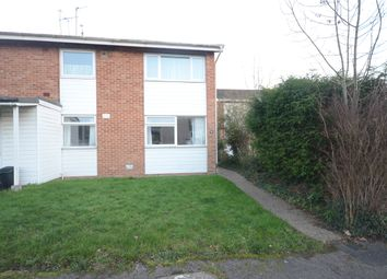 Thumbnail 2 bed maisonette to rent in Rivermead Road, Woodley, Reading