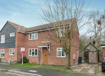 Thumbnail 4 bed semi-detached house for sale in Hunt Road, Earls Colne, Colchester