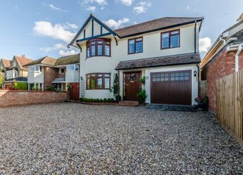 Thumbnail 5 bed detached house for sale in Great Shelford, Cambridge, Cambridgeshire