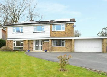 Thumbnail 5 bed detached house to rent in Yarrowside, Little Chalfont, Amersham