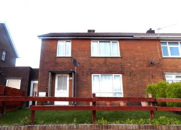 Thumbnail 3 bed semi-detached house to rent in Heol Aneurin, Caerphilly