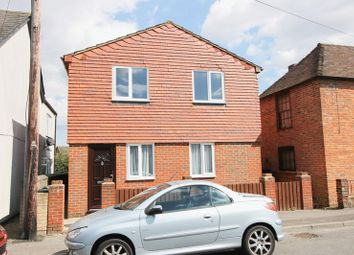 Thumbnail 3 bed detached house to rent in Holborough Road, Snodland