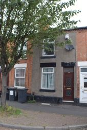 Thumbnail 2 bed terraced house to rent in Rutland Street, Pear Tree, Derby