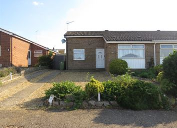 Thumbnail 2 bed semi-detached bungalow for sale in Pocahontas Way, Heacham, King's Lynn