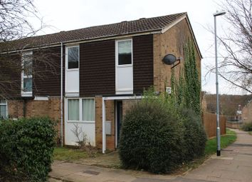 Thumbnail 3 bed end terrace house to rent in Baukewell Court, Abington, Northampton