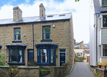 Thumbnail 3 bed terraced house for sale in Western Road, Crookes, Sheffield