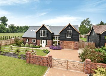 Thumbnail 5 bed detached house for sale in Bath Road, Littlewick Green, Berkshire