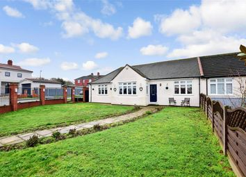 Thumbnail 3 bed semi-detached bungalow for sale in Carlton Road, Erith, Kent
