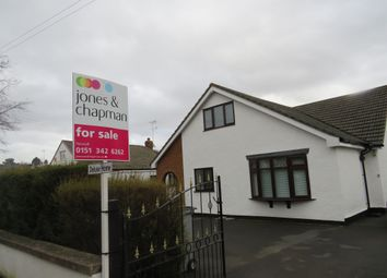 Thumbnail 5 bed detached bungalow for sale in Gayton Parkway, Heswall, Wirral