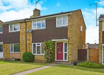 Thumbnail 3 bed semi-detached house for sale in Mays Way, Potterspury, Northamptonshire