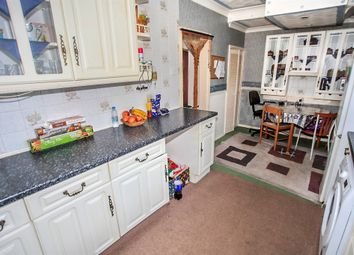 Thumbnail 3 bed terraced house for sale in Naseby Close, Ravensthorpe, Peterborough