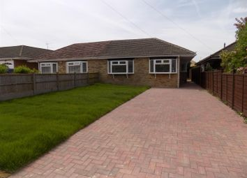 Thumbnail 3 bed bungalow for sale in Oaklands Grove, Cowplain, Waterlooville