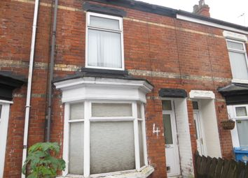 2 bed terraced house for sale in Virginia Crescent, Worthing Street, Hull HU5