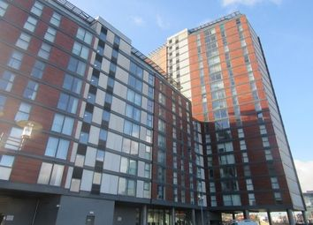 Thumbnail 2 bed flat to rent in City Lofts, Salford Quays