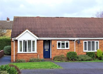 2 bed terraced bungalow for sale in Broughton Close, Anstey, Leicester LE7