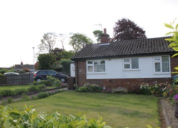 Thumbnail 2 bed semi-detached house to rent in West Avenue, Boston Spa, Wetherby