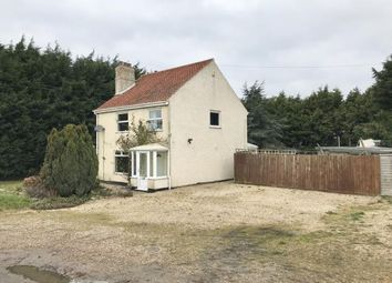 Thumbnail 3 bed detached house for sale in Hale Lane, Frithville, Boston, Lincolnshire