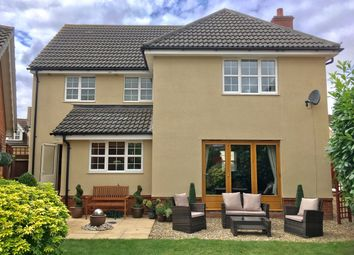 4 bed detached house for sale in Swift Drive, Stowmarket IP14