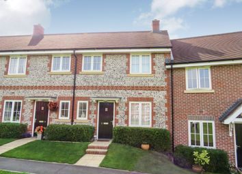Thumbnail 3 bedroom terraced house for sale in Tilebourne Close, Upper Timsbury, Romsey