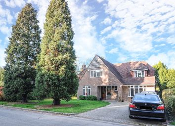 Thumbnail 5 bedroom detached house to rent in Lucas Way, Haywards Heath