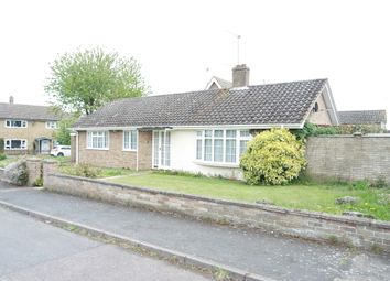Thumbnail 3 bed detached bungalow for sale in Cromwell Avenue, Beccles