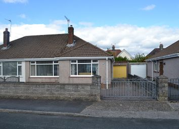 Thumbnail 2 bed semi-detached bungalow for sale in Clyne View, Killay, Swansea
