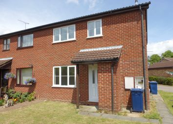 Thumbnail 1 bed end terrace house for sale in Carpenters Way, Doddington, March