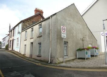 Thumbnail 2 bed end terrace house for sale in 2 Ropewalk, Fishguard, Pembrokeshire
