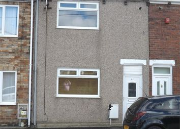 Thumbnail 2 bed terraced house to rent in Gregson Street, Sacriston, Durham